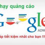Chạy quảng cáo google